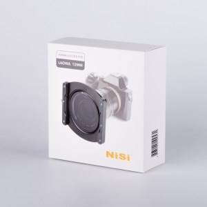NiSi 100mm Aluminium Filter Holder for Laowa 12mm f/2.8