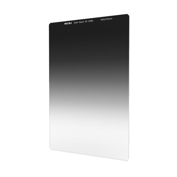 NiSi 180x210mm Nano IR Soft Graduated Neutral Density Filter - ND16 (1.2) - 4 Stop
