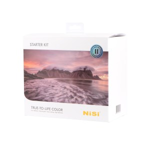 NiSi Filters 100mm Starter Kit Second Generation II (Australian Edition with Enhanced Landscape C-PL)