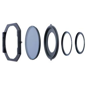 NiSi S5 Kit 150mm Filter Holder with Enhanced Landscape NC CPL for Standard Filter Threads (105mm, 95mm & 82mm)