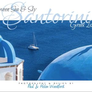 eBook-Santorini Souvenir Book Sample