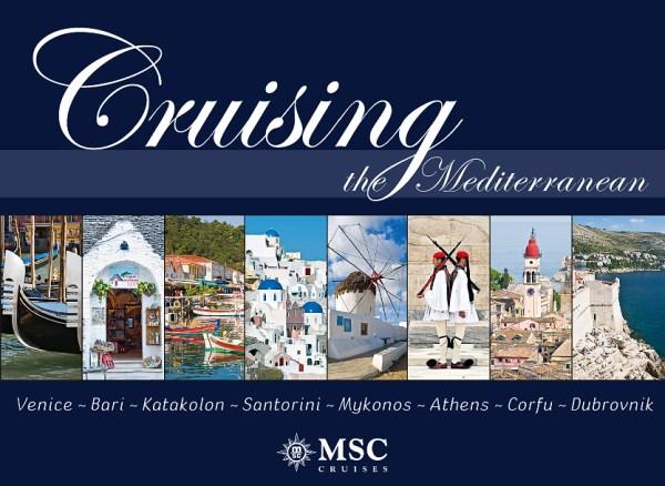 Book: Venice, Bari, Katakolon, Santorini, Mykonos, Athens, Corfu, Dubrovnik