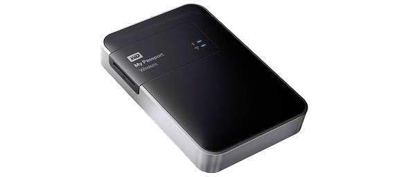 Western Digital Passport Wireless 2TB Hard Drive