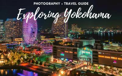 Exploring Yokohama
