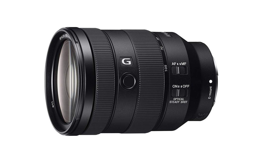 Sony FE 24-105 f/4 lens