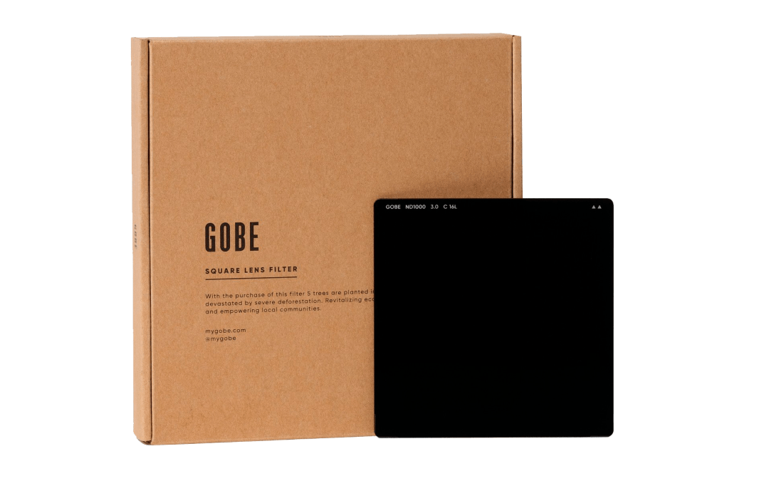 Gobe 100mm Square ND Filter