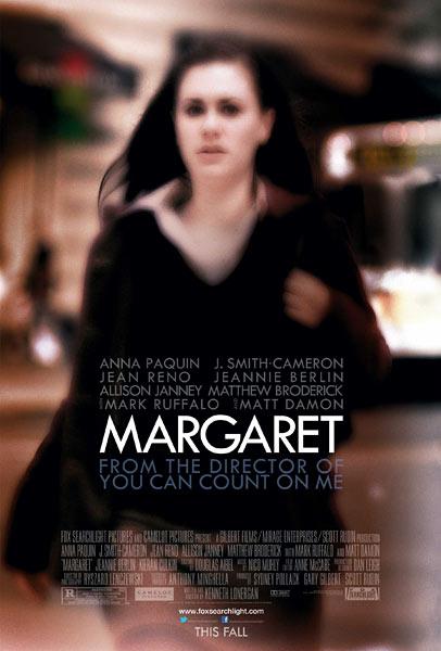 Risultati immagini per MARGARET ( 2011 ) MOVIE GIF POSTER