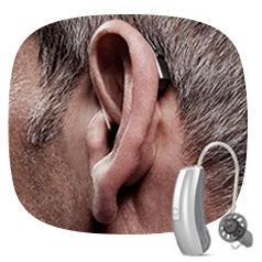 Audífono retro