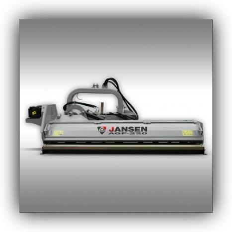 Desbrozadora AGF-220 portada