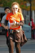 Toronto Good Life Half-Marathon, 2009.