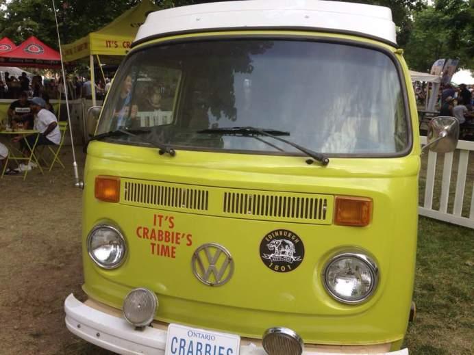 Carbbie's VW bus