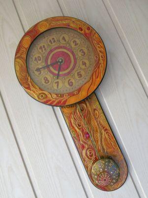Uhr mit Windowcolor