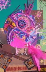 pink papagei ist frei