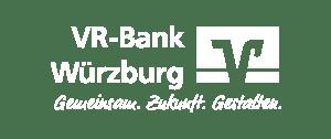 Unser Partner VR Bank in Würzburg.