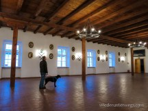 Der traumhafte Wappensaal