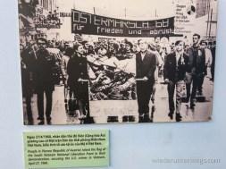 Auch in Wien wurde für Vietnam demonstriert