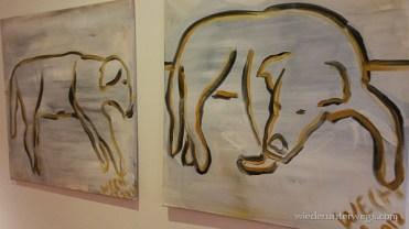 Werke von C. Weiermayer. Mit freundlicher Genehmigung des Künstlers.