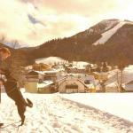 Winterausflug zum Ötscher – mit Hund.