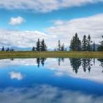 Gastein 2017: Thermalsee, Spiegelsee und Reiseblogger. (M)ein Update.