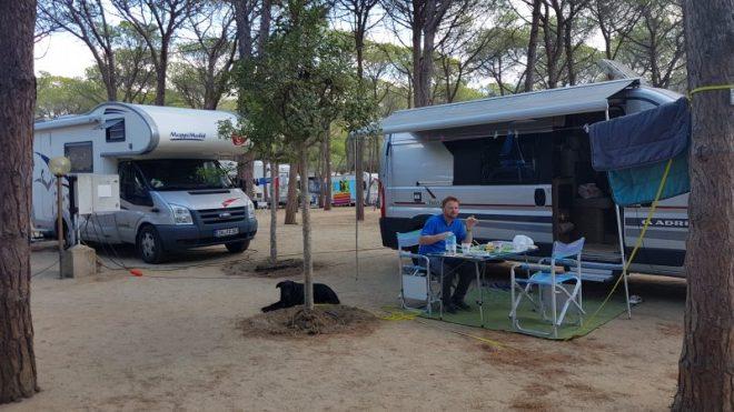 Camping Sardinien Villasimius