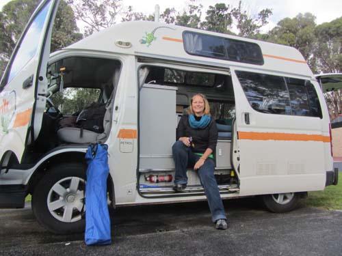 Australien - Tipps für vorher. Teil 1: The Campervan