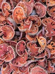 Getrocknetes Früchte