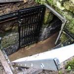 Der Salzburger Almkanal: Mönchsberg unterirdisch.