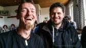 Reiseblogger Martin Moser und Flo Faber