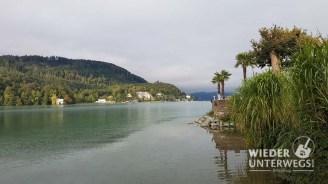 BLick von Maria Loretto Richtung See