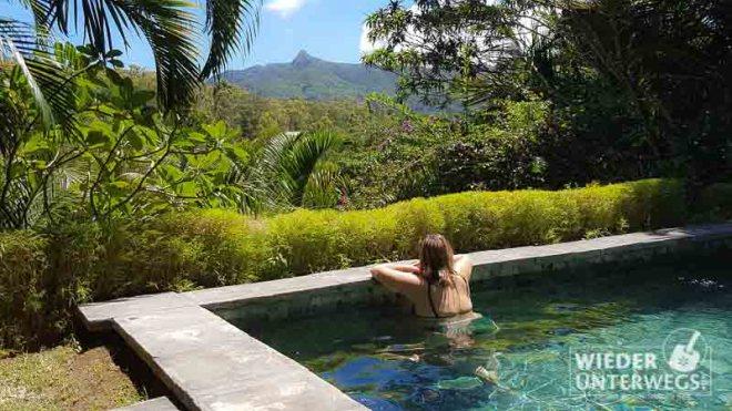 Lakaz chamarel pool