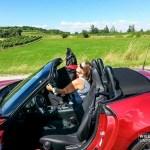 Cabrio-Überlandpartie: Montags in die Wachau