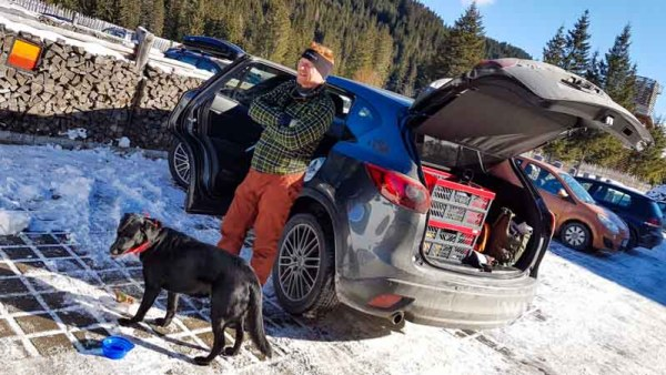 Mazda CX 5 Trip