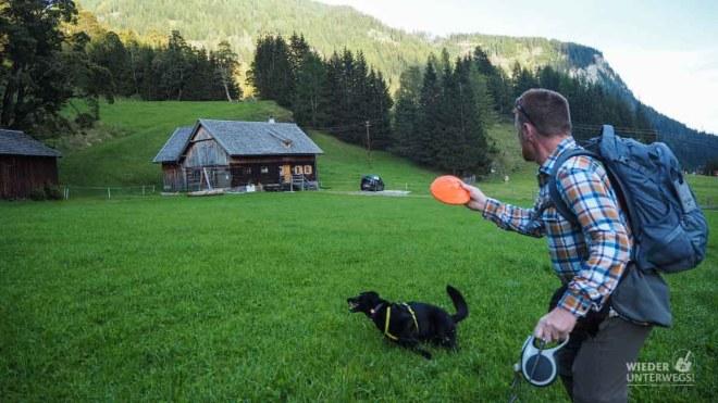 Urlaub auf dem Bauernhof mit Hund