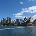 Ja, so muss Australien! Welcome to Sydney!