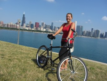 Riding Chicago