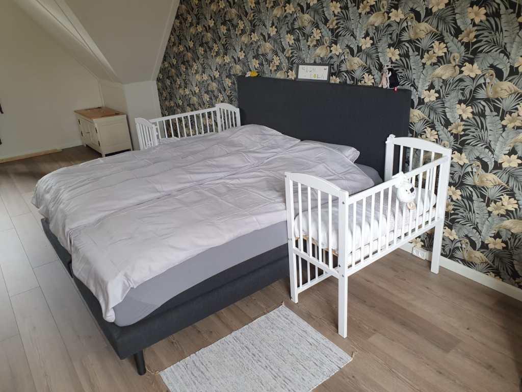 tweeling slaapkamer wiegen