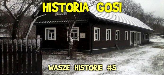 Historia Gosi - Wasze historie - dom na Podlasiu