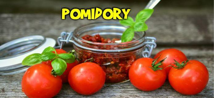 Pomidory, uprawa pomidorów, o pomidorach