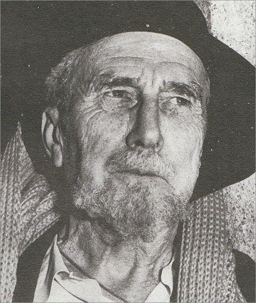 Flann O'Brien über Ezra Pound
