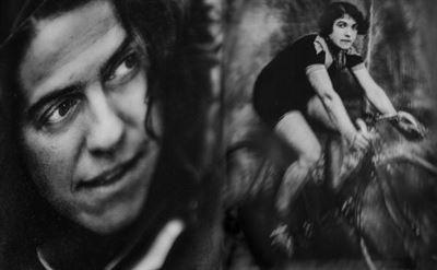Afonsina, Wielrennen is mijn leven – Ilona Kamps