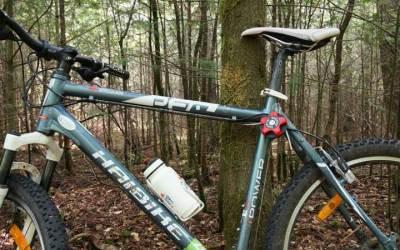 Handig slot voor je racefiets of mountainbike: de Safeman!