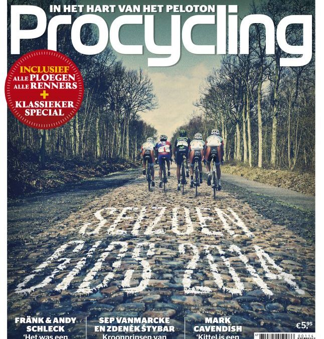 Procycling, alles over de wielersport