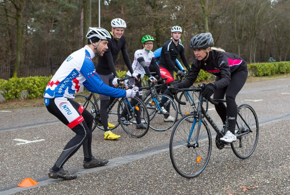Start2Bike, beter fietsen in vier trainingen
