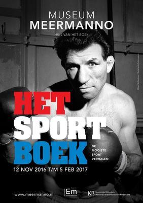 Tentoonstelling 'Het Sportboek. De mooiste sportverhalen'