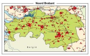 Wielerspeciaalzaken Noord-Brabant