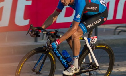Time Trial, documentaire over David Millar
