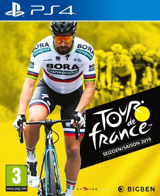 Tour de France-je spelen!