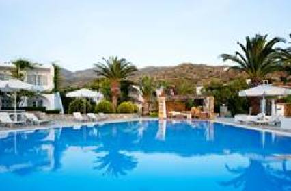 Hotel Dionysos Seaside Resort