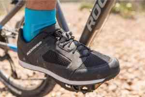 wielrenschoenen-nl-goedkope MTB schoenen+ST+100+zwart
