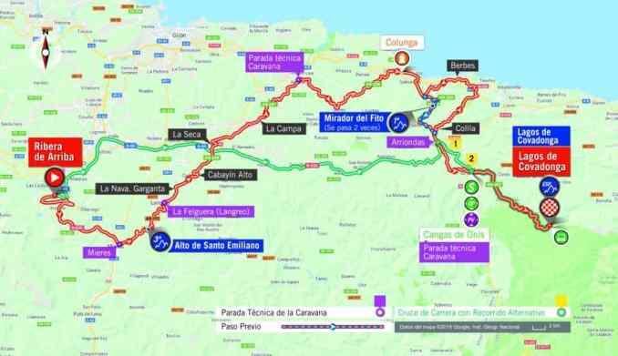 wielrenschoenen-nl Vuelta-2018-route-etappe 15